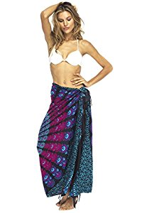 e1e2e297b8ec9 I actually prefer a fringeless sarong as it's easier to tie and perhaps in  a lighter fabric. However, that's a personal thing and i'm still more than  happy ...